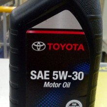 002791QT5W Моторное масло TOYOTA Motor Oil SM/SN SAE 5W-30 (0,946л)